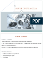 DM Corte Laser e Agua