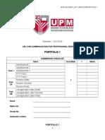 Portfolio 1 Descriptions & Forms (1)