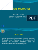 Pistas Militares (1)