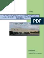 Estudio Hidrogeológico - Rapel - 2017