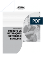 Projeto de Instalações Elétricas e Especiais