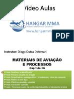 Materiais de Aviação e processos 01-7