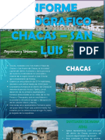 informe chacas