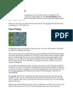 HMToTT - Activities - Fishing 2