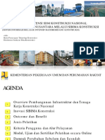 Informasi Umum Pelatihan Jarak Jauh Bidang Konstruksi