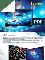LED Corporate Presentation