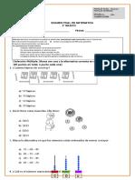 Examen Matematica 2 Basico