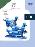 Sistema Tensor de Correas SKF
