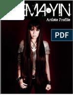 Prema Yin Full Profile August 2010