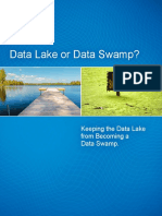 Data Lake or Data Swamp?
