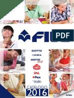 Catalogo Fila 2016