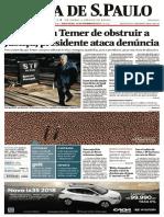 Folha de São Paulo - 15 Setembro 2017