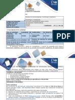 Guía de Actividades y Rúbrica de Evaluación - Fase 2 - Ciclo de La Tarea 3 (1)