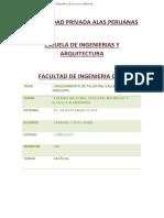 Falla Geologica Vitor