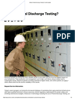 What is Partial Discharge Testing_ _ Vertiv Insights