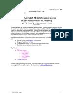 The Kabbalah Manual