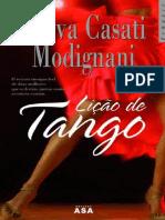 Sveva Casati Modignani Licao de Tango Portugues