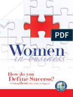 May/June 2012 | Woman in Business | Chamber Business Magazine