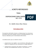Concreto Reforzado-dispocisiones Para Diseño Sísmico-Aci-318 - 3