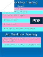 Sap Workflow Training[1][1]