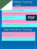 Sap Workflow Training[1][1]