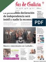 08-11-2017 La Voz de Galicia