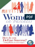 May/June 2010 | Women in Business | Chamber Business Magazine