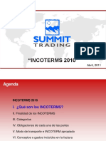 Incoterms 2010 SUMMIT