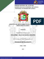 Catacora Cahuana Guillermo Felix