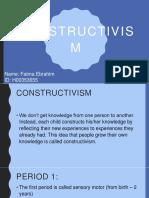 constructvism