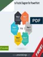 6-Step-Hexagon-Puzzle-Diagram-PGo.pptx