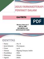 Kasus Farmako 2 Gastritis