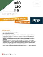 Prova Castella 2017
