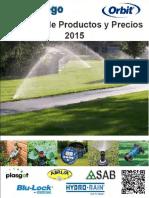 Catálogo SercoRiego 2015 Baja Resolución