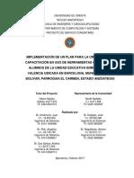 Informe - Fase II - Enrique Perez Valencia