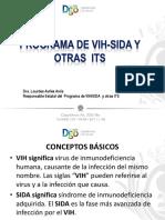 VIH Sida y Otras Its 2017
