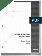 BC144 BD144 BD154 Service Specs
