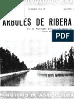 Arboles de Ribera