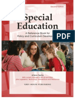 Reference Book for Special Education