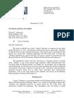 ACLU of Massachusetts Response