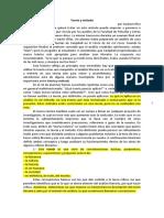 Teoría y Método Por Gustavo Riva
