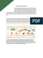 Tecnica de Modulacion,Señales Digitales y Datos Añanolicos