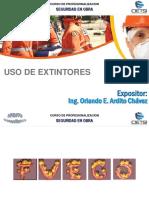 06 - Uso de Extintores