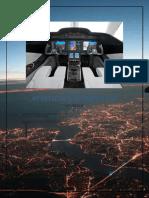 Dassault Falcon 000dx Ex Lights | Cockpit | Lighting