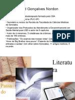 Literatura - Passado, Presente e Futuro