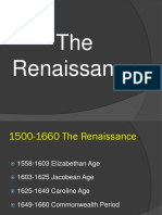 The Renaissance Period Ppt