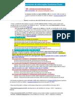 Informações Resumidas Sobre SEF, GIA, GIA-ST