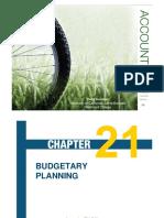 Budgetary Planning MBA
