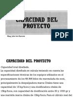 Capacidad Del Proyecto-caso