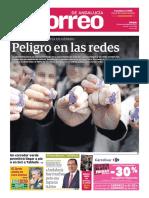 25-11-2017 El Correo de Andalucia